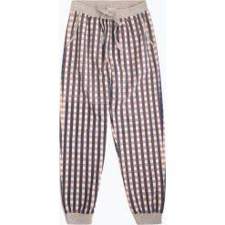 Marie Lund - Damskie spodnie od piżamy, różowy. Czerwone piżamy damskie Marie Lund, l, w kratkę, z bawełny. Za 129,95 zł.