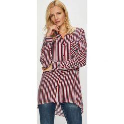 Medicine - Koszula Essential. Szare koszule damskie MEDICINE, m, w paski, z tkaniny, casualowe, z długim rękawem. Za 89,90 zł.