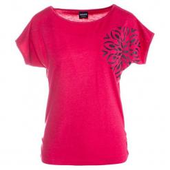Sam73 Damska Bluzka Na Krótki Rękaw Wt 760 120 Xs. Różowe bluzki sportowe damskie sam73, m, z okrągłym kołnierzem, z krótkim rękawem. Za 59,00 zł.