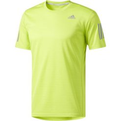 Adidas Koszulka męska RS SS Tee zielona r. L (BS3276). Zielone koszulki sportowe męskie marki Adidas, l. Za 119,27 zł.
