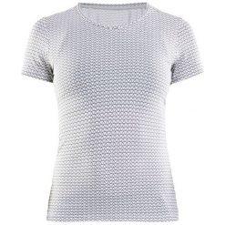 Craft Koszulka Triko Essential V White Xl. Białe bluzki sportowe damskie Craft, m. Za 67,00 zł.