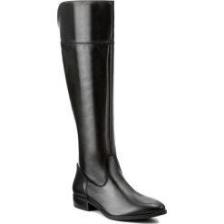 Buty zimowe damskie: Muszkieterki TAMARIS – 1-25588-29 Black 001