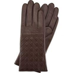 Rękawiczki damskie: 39-6-520-B Rękawiczki damskie