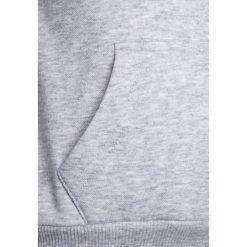 Bluzy dziewczęce: Bench RAINBOW CORP HOODY Bluza z kapturem summer grey marl