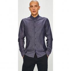 Medicine - Koszula Contemporary Classics. Czarne koszule męskie na spinki marki TOM TAILOR DENIM, l, z bawełny, button down, z długim rękawem. Za 149,90 zł.
