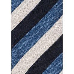 Eton TIE Krawat dark blue. Niebieskie krawaty męskie Eton, z bawełny. Za 419,00 zł.