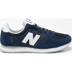 New Balance - Buty U220NV. Szare buty skate męskie New Balance, z materiału. W wyprzedaży za 259,90 zł.