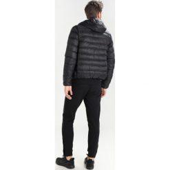 Kurtki sportowe męskie: Burton Menswear London HIIT BUBBLE HOODY Kurtka zimowa black