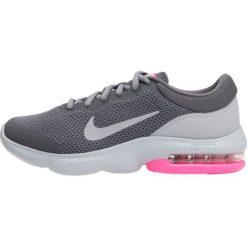 Buty do biegania damskie: Nike Performance AIR MAX ADVANTAGE Obuwie do biegania treningowe dark grey/wolf grey/anthracite/hyper pink