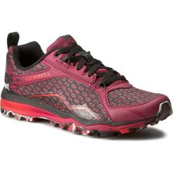 Buty do biegania damskie: Buty MERRELL - All Out Crush Tough Mudder J37404 Beet Red