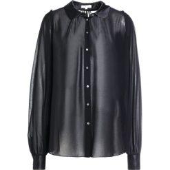 Koszule wiązane damskie: Reiss KEELY Koszula black/midnight