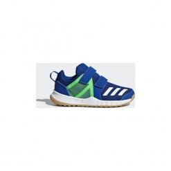 Buty Dziecko adidas  Buty FortaGym. Niebieskie trampki chłopięce Adidas. Za 169,00 zł.