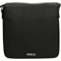 Torba - 115-002-O D N. Żółte torebki klasyczne damskie marki Venezia, ze skóry. Za 389,00 zł.