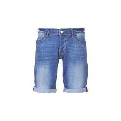 Szorty i Bermudy  Guess  ROUTOK. Niebieskie bermudy męskie marki Adidas, m. Za 279,20 zł.