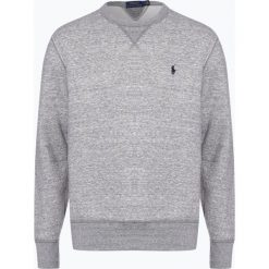 Polo Ralph Lauren - Męska bluza nierozpinana, szary. Szare bejsbolówki męskie Polo Ralph Lauren, m. Za 659,95 zł.