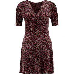 Sukienki hiszpanki: Topshop BIZZYLIZZY TEA Sukienka z dżerseju magenta