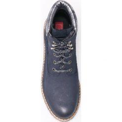 S. Oliver - Botki. Szare buty zimowe damskie marki S.Oliver, z gumy. W wyprzedaży za 219,90 zł.