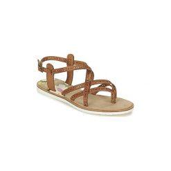 Sandały Coolway  MISTI. Brązowe sandały damskie Coolway. Za 127,20 zł.