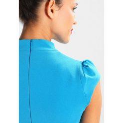 Sukienki hiszpanki: Karen Millen COLOURED PENCIL DRESS Sukienka etui blue
