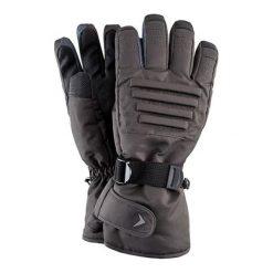 Rękawiczki męskie: Rękawiczki narciarskie w kolorze ciemnoszarym