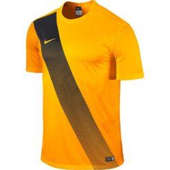 KOSZULKA NIKE SASH (645497-739). Czarne koszulki sportowe męskie Nike, na lato, m, z materiału. Za 54,99 zł.
