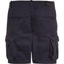 Quiksilver Bojówki blue nights. Niebieskie spodnie chłopięce marki Quiksilver, l, narciarskie. Za 169,00 zł.