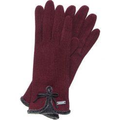 Rękawiczki damskie: 47-6-104-2T Rękawiczki damskie