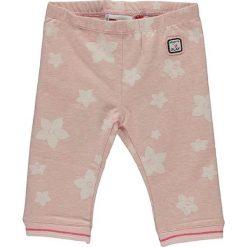 """Spodnie niemowlęce: Spodnie dresowe """"Piper"""" w kolorze jasnoróżowym"""