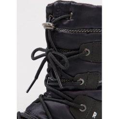 Buty zimowe damskie: Richter Śniegowce black