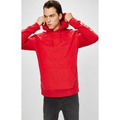 Lee - Bluza. Brązowe bluzy męskie rozpinane marki SOLOGNAC, m, z elastanu. Za 259,90 zł.