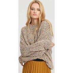 Beżowy Sweter I Wanna Be Yours. Brązowe swetry klasyczne damskie other, uniwersalny. Za 59,99 zł.