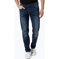 Odzież: BOSS Casual - Jeansy męskie – Orange90, niebieski