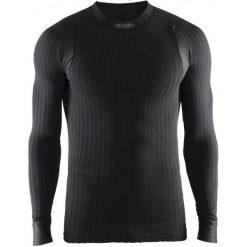 Craft Koszulka Funkcjonalna Męska Active Extreme 2.0 Ls Czarna M. Białe odzież termoaktywna męska marki Craft, m. Za 189,00 zł.