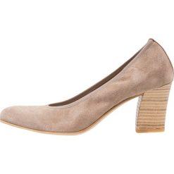 Buty ślubne damskie: PERLATO Czółenka stone