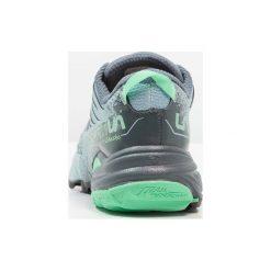 La Sportiva AKASHA WOMAN Obuwie do biegania Szlak stone blue/jade green. Niebieskie buty do biegania damskie La Sportiva, z gumy. Za 629,00 zł.
