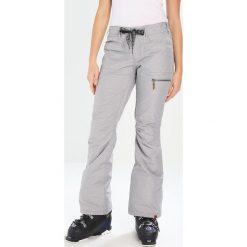 Roxy RIFTER Spodnie narciarskie grey. Szare bryczesy damskie marki Roxy, m, z materiału, narciarskie. W wyprzedaży za 341,55 zł.
