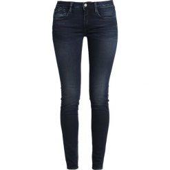 Le Temps Des Cerises POWER Jeans Skinny Fit blue/black. Niebieskie boyfriendy damskie Le Temps Des Cerises, z bawełny. Za 399,00 zł.