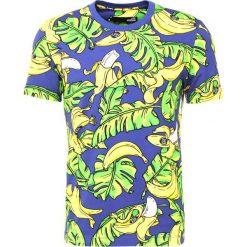 Love Moschino Tshirt z nadrukiem bluette. Niebieskie koszulki polo marki Love Moschino, m, z nadrukiem, z bawełny. W wyprzedaży za 395,40 zł.