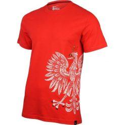 Koszulki sportowe męskie: Nike Koszulka Polska czerwona r. XL (449255 604)