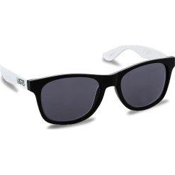 Okulary przeciwsłoneczne VANS - Spicoli 4 Shade VN000LC0Y28 Black/White. Czarne okulary przeciwsłoneczne męskie Vans. Za 59,00 zł.