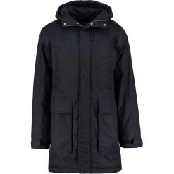 Wemoto SIMIN Płaszcz zimowy dark navy. Niebieskie płaszcze na zamek męskie Wemoto, na zimę, m, z materiału. W wyprzedaży za 417,45 zł.