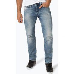 DENHAM - Jeansy męskie – Razor, niebieski. Niebieskie jeansy męskie regular Denham. Za 699,95 zł.