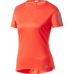 Adidas Koszulka damska Response Short Sleeve Tee W różowa r. S (BP7460). Czerwone topy sportowe damskie marki Adidas, s. Za 123,21 zł.