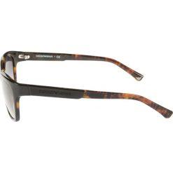 Okulary przeciwsłoneczne damskie aviatory: Emporio Armani Okulary przeciwsłoneczne braun