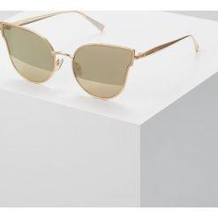 Max Mara ILDE III Okulary przeciwsłoneczne rosegoldcoloured. Czerwone okulary przeciwsłoneczne damskie lenonki Max Mara. W wyprzedaży za 776,30 zł.