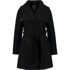 Płaszcze damskie pastelowe: Anna Field Krótki płaszcz black