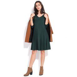 Fille Du Couturier Sukienka Damska Nani 42 Zielony. Zielone sukienki balowe Fille Du Couturier. Za 229,00 zł.