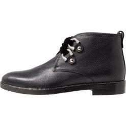 Maripé Ankle boot intermedio nero. Czarne botki damskie skórzane marki Maripé. Za 709,00 zł.