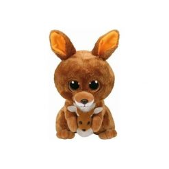 Maskotka TY INC Beanie Boos Kipper - Brązowy Kangur 24 cm  37160. Brązowe przytulanki i maskotki marki TY INC. Za 39,99 zł.