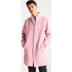 Płaszcze przejściowe męskie: Soulland SCROWTHER Krótki płaszcz pink